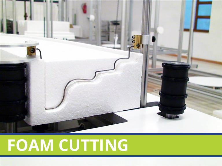 Absolute Foam [BCI Group]   Click >> Foam Cutting